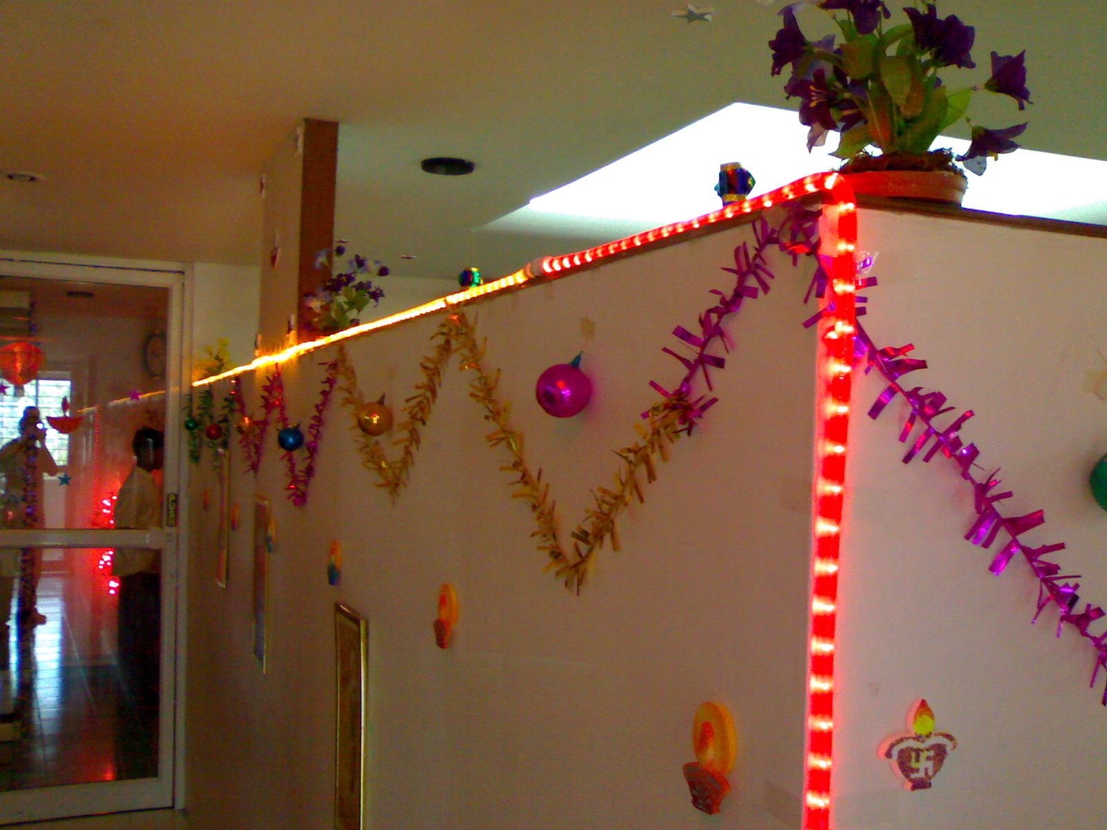 Decoration For Navratri At Home