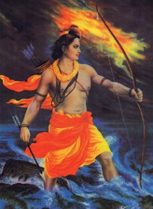 VICTORY OF RAMA OVER RAVANA - Daserra